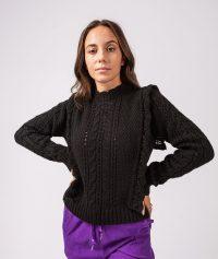 Black Sweater - Gisela